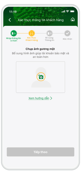 đăng ký ứng dụng ocb omni