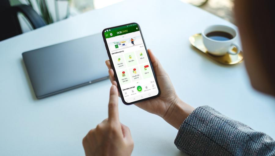 Cách tiết kiệm tiền mua điện thoại với sản phẩm tiết kiệm online của ngân hàng OCB.