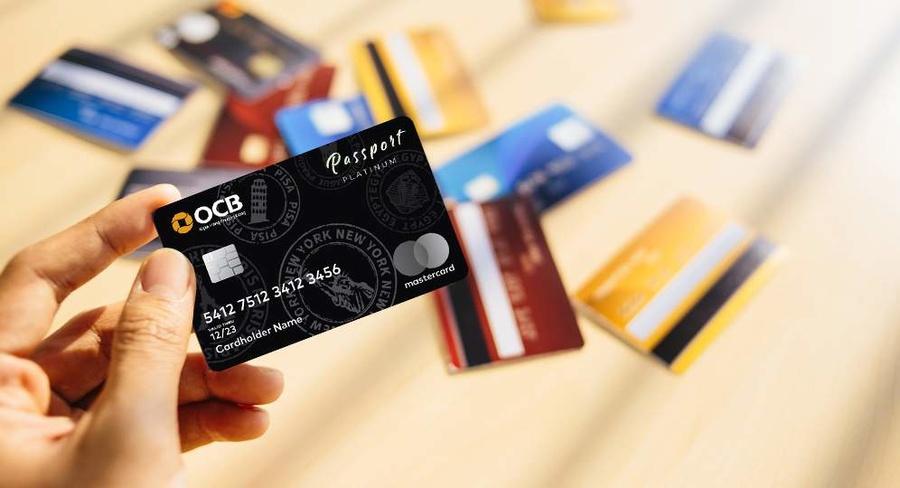 Mở thẻ tín dụng và trả góp thông qua thẻ để được hưởng nhiều ưu đãi.