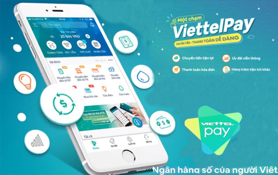 Ứng dụng Viettelpay.