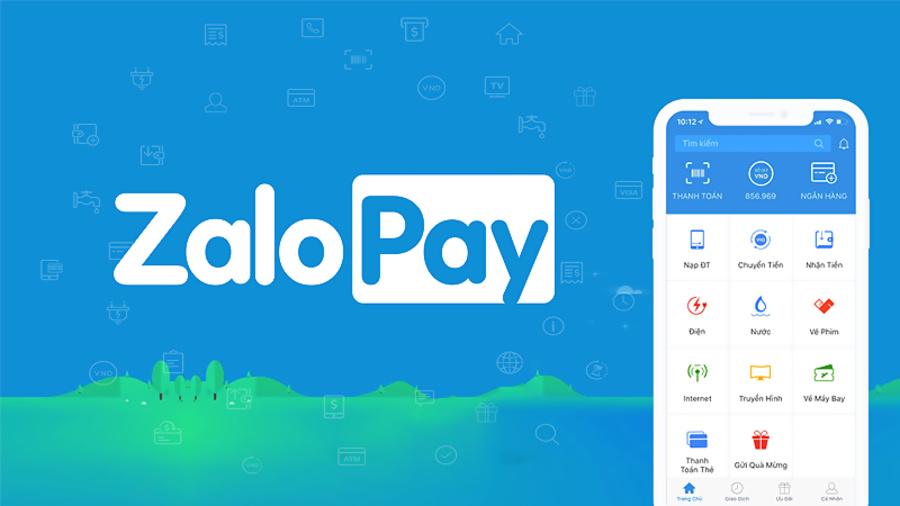 Ví điện tử Zalopay chuyển tiền liên ngân hàng miễn phí.