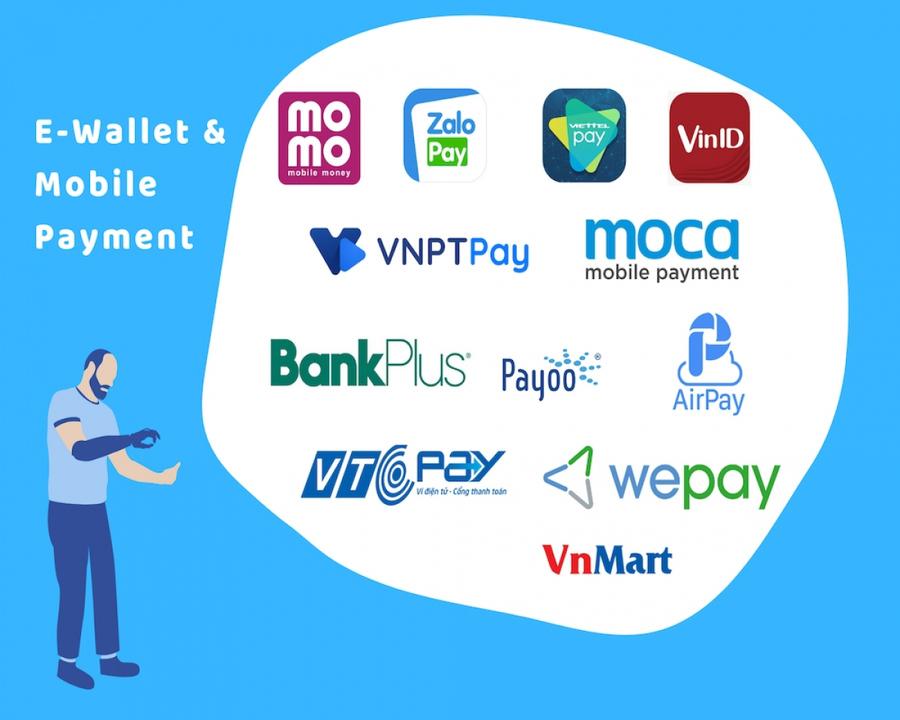 Nạp thẻ điện thoại online qua ví điện tử.