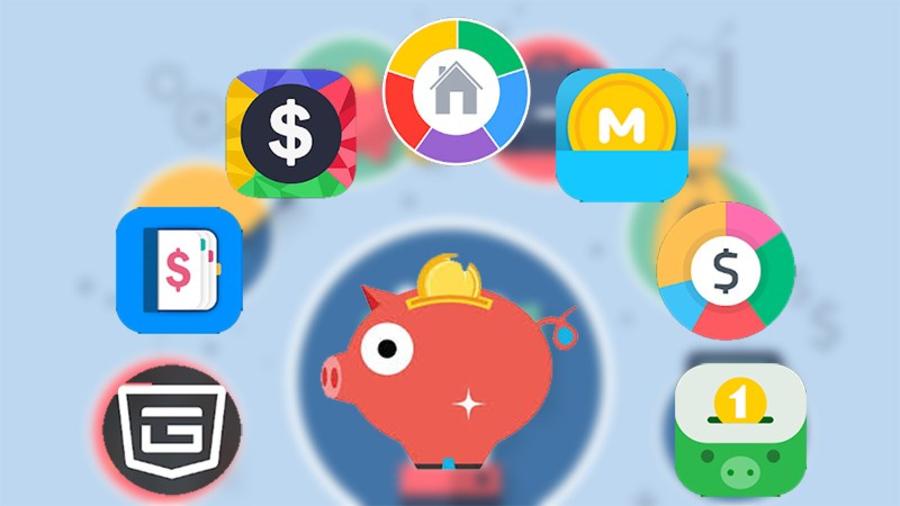 Các app quản lý tài chính chi tiêu hiệu quả.