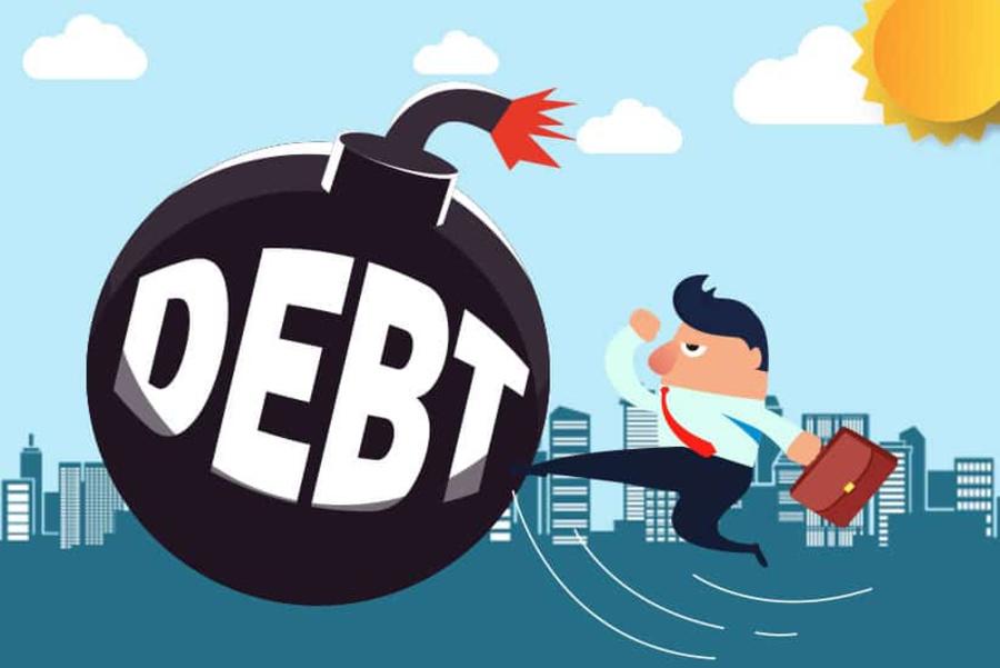 Hướng giải quyết khi nợ xấu bị kiện ra tòa.
