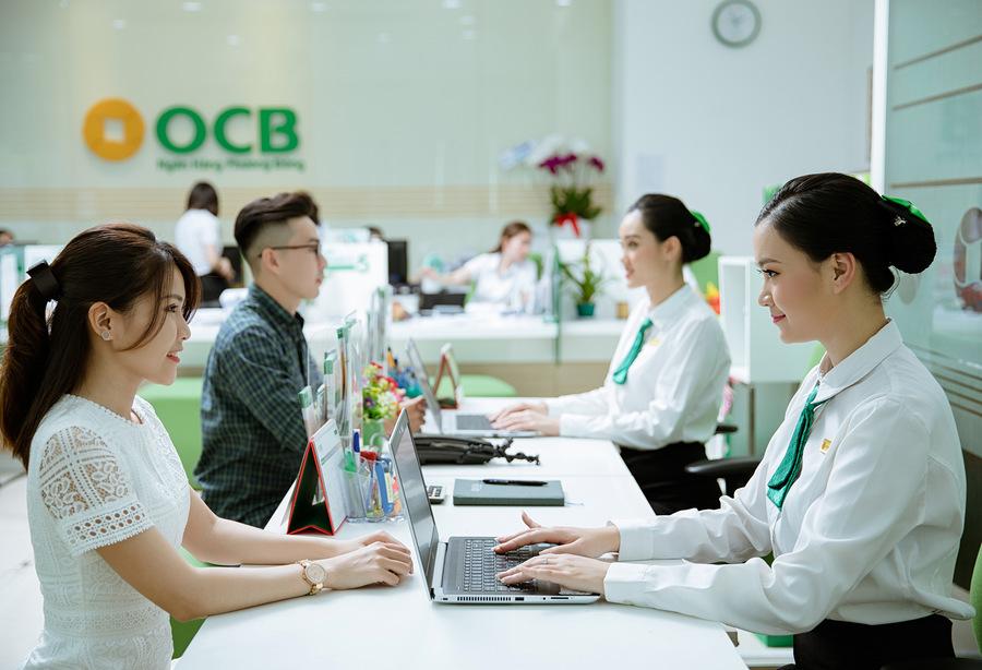Ngân hàng TMCP Phương Đông OCB luôn tự hào là nơi tận tâm cung cấp những dịch vụ tốt nhất.