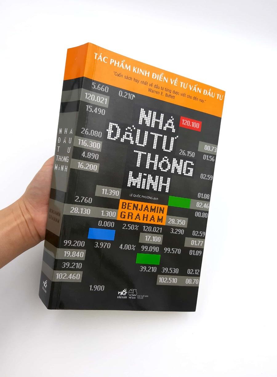 """Cuốn sách """"gối đầu giường"""" cho các nhà đầu tư."""