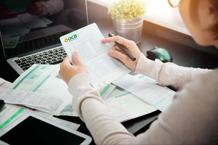 Gửi tiết kiệm tại OCB để hưởng mức lãi suất ưu đãi.